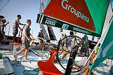 2011-12 Volvo Ocean Race Abu Dhabi