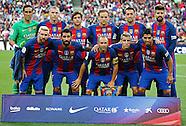 Spain- Joan Gamper trophy - Barcelona vs Sampdoria - 10 Aug 2016