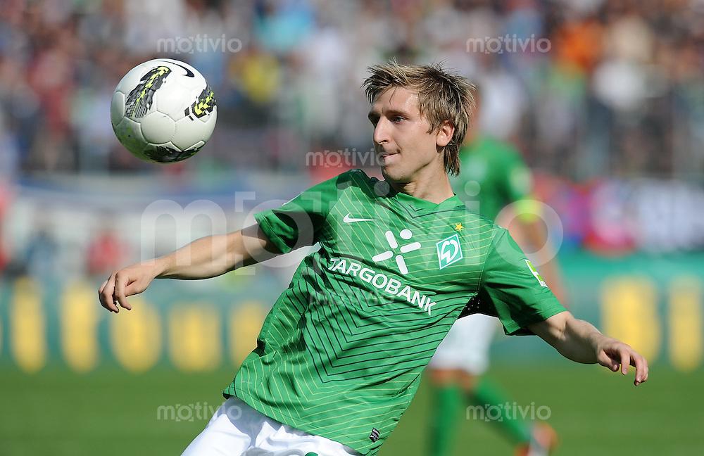 FUSSBALL   DFB POKAL   SAISON 2011/2012  1. Hauptrunde 1. FC Heidenheim - Werder Bremen              30.07.2011 Marko Marin (SV Werder Bremen)