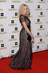 Pixie Lott arriving at the BBC Music Awards 2016, Excel Docklands, London.Picture Credit Should Read: Doug Peters/EMPICS Entertainment