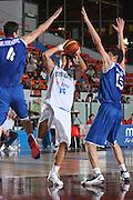DESCRIZIONE : Chieti Termosteps U16 European Championship Men Preliminary Round Italy Serbia<br /> GIOCATORE : Alessandro Gentile<br /> SQUADRA : Nazionale Italiana Uomini U16<br /> EVENTO : Chieti Termosteps U16 European Championship Men Preliminary Round Italy Serbia Campionato Europeo Maschile Under 16 Preliminari Italia Serbia<br /> GARA : Italy Serbia <br /> DATA : 15/08/2008 <br /> CATEGORIA : tiro<br /> SPORT : Pallacanestro <br /> AUTORE : Agenzia Ciamillo-Castoria/M.Marchi<br /> Galleria : Europeo Under 16 Maschile<br /> Fotonotizia : Chieti Termosteps U16 European Championship Men Preliminary Round Italy Serbia<br /> Predefinita :
