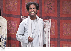 A poor chaiwallah's (tea seller) life is changed forever when a young girl is abandoned at a busy railway station and brings the place to a standstill with the beauty of her singing. An honest young policeman falls hopelessly in love but is rejected in favour of a disreputable poet.  The contradictions of modern India with its iphones and ancient gods form the backdrop to this story about the dangers of keeping your soul locked in a cage...Award winning actor Jacob Rajan combines with musician David Ward to bring this intimate epic to life.  From the creators of Krishnan's Dairy, The Candlestickmaker, The Pickle King and The Dentist's Chair.