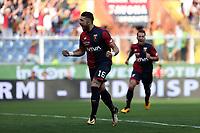 26.08.2017 - Genova- Serie A 2017/18 - 2a giornata  -  Genoa-Juventus nella  foto: Andrej Galabinov esulta dopo il gol del 2 a 0
