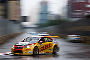 Tom CORONEL, ROAL Motorsport, Chevrolet RML Cruze TC1<br /> 64th Macau Grand Prix. 15-19.11.2017.<br /> Suncity Group Macau Guia Race - FIA WTCC<br /> Macau Copyright Free Image for editorial use only