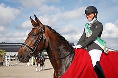 SBB Competitie Jonge Paarden - Nationaal Kampioenschap - Kieldrecht 2014