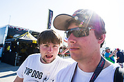 March 16, 2013: 61st Mobil 1 12 Hours of Sebring. Camden Thrasher, Brecht