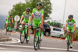Cyclist of team Bardiani CSF the 175 km long 5th stage from Drobollach to Matrei in Osttirol at 67th Tour of Austria, on July 8, 2015 in Drobollach, Austria. Photo by Urban Urbanc / Sportida
