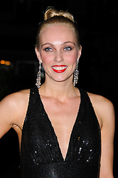 Camilla Dallerup arrives at the Daily Mail Inspirational Woman of The Year Awards, London, Wednesday January 18, 2012. Photo By i-Images