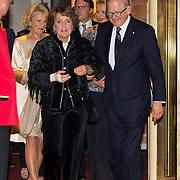 NLD/Amsterdam/20150926 - Afsluiting viering 200 jaar Koninkrijk der Nederlanden, prinses Margriet en Mr. Pieter van Vollenhoven