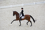 Lyndal Oatley - Sandro Boy 9<br /> Alltech FEI World Equestrian Games™ 2014 - Normandy, France.<br /> © DigiShots