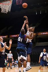PF Richard Howell (Marietta, GA / Wheeler).  The NBA Player's Association held their annual Top 100 basketball camp at the John Paul Jones Arena on the Grounds of the University of Virginia in Charlottesville, VA on June 20, 2008