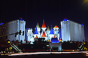 The Excalibur, Las Vegas, Nevada<br />