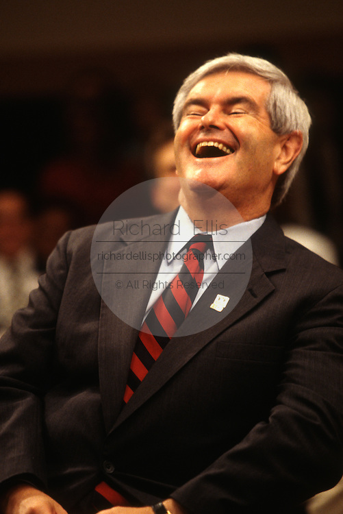 WASHINGTON, DC - June 23:  Newt Gingrich attends an event  in Washington, DC. June 23, 1997  (Photo RIchard Ellis)