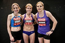 Mainers Kristin Barry, Sheri Piers, Erica Jesseman; 2012 USA Olympic Marathon Trials