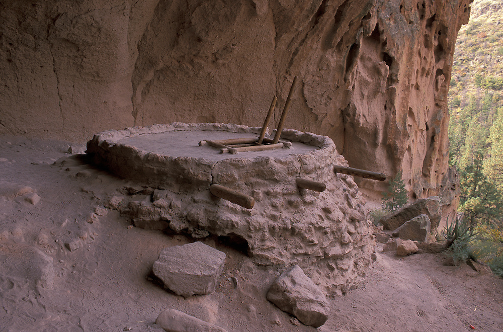 Alcove House at Bandelier National Monument, New Mexico, USA
