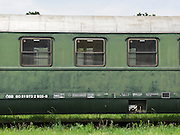 Strasshof, Austria.<br /> Triebwagentage (railcar days) at Das Heizhaus - Eisenbahnmuseum Strasshof, Lower Austria's newly designated competence center for railway museum activities.