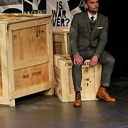 NLD/Amsterdam/20120124 - Modeshow Cold Method 5 jaar,