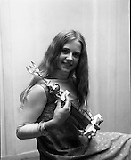 Pepsi Personality Girl, Swords.   (J64)..1975..13.07.1975..07.13.1975..13th July 1975..At Fingallian's GAA club, Ms Deirdre Murphy of St Columbas Road,Swords was selected as Miss Pepsi Personality Girl for the Swords district. Her selection was made at The Gala Marquee Dance in the club. the event was sponsored by Cantrell & Cochrane. The Dublin final will be held later this year...A portrait of Ms Deirdre Murphy, St Columbas Rise ,Swords after she won the Swords heat of the Miss Pepsi Personality Girl contest.