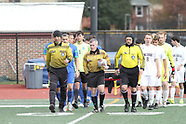 MSOC: Concordia University Chicago vs. Aurora University (10-24-18)
