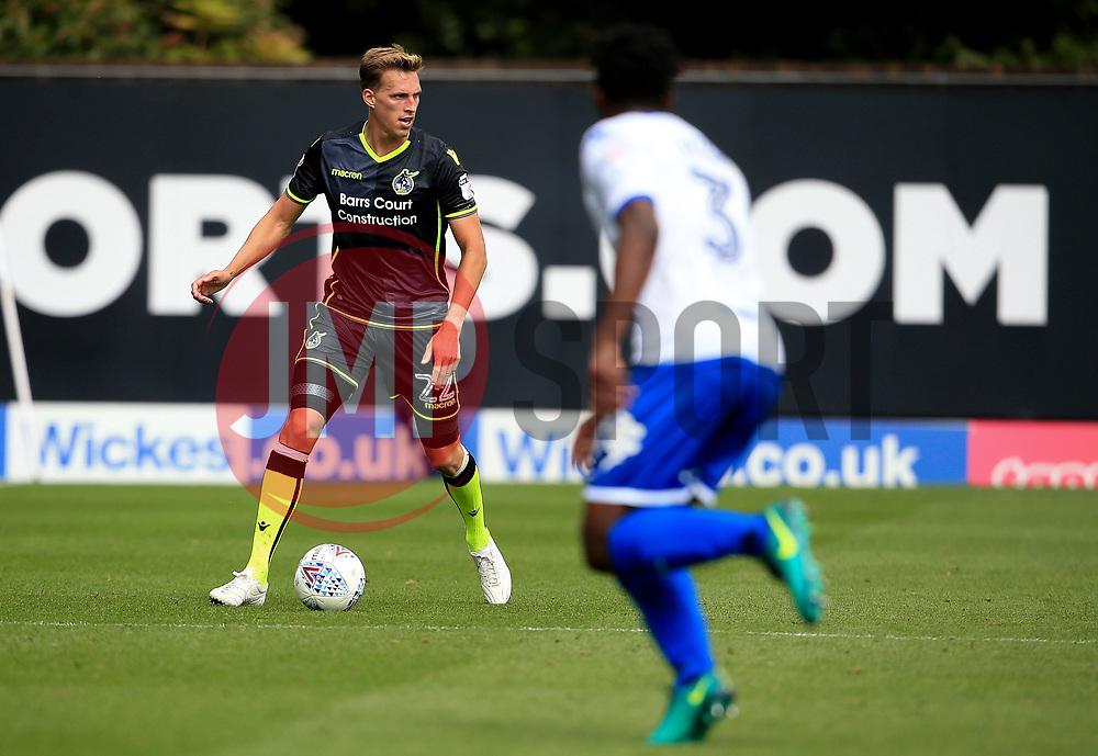 Joe Partington of Bristol Rovers - Mandatory by-line: Matt McNulty/JMP - 19/08/2017 - FOOTBALL - Gigg Lane - Bury, England - Bury v Bristol Rovers - Sky Bet League One