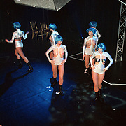 Playboy Feest 2000, optreden danseressen