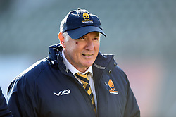 Worcester Warriors Director of Rugby Alan Solomons looks on prior to the match - Mandatory byline: Patrick Khachfe/JMP - 07966 386802 - 17/11/2018 - RUGBY UNION - The Recreation Ground - London, England - Bath Rugby v Worcester Warriors - Gallagher Premiership Rugby