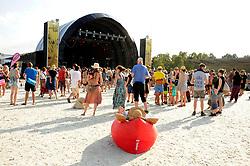 August 2, 2018 - LuhmüHlen, Niedersachsen, Deutschland - Festivalbesucher auf dem A Summer's Tale Festival 2018 in der Lüneburger Heide. Luhmühlen, 02.08.2018 (Credit Image: © Future-Image via ZUMA Press)