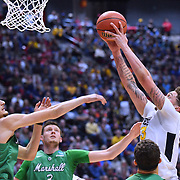 NCAA Tournament Second Round - West Virginia vs. Marshall