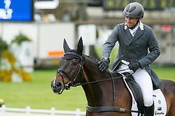 Griffiths Sam, (AUS), Happy Times<br /> Dressage <br /> Mitsubishi Motors Badminton Horse Trials - Badminton 2015<br /> © Hippo Foto - Jon Stroud<br /> 08/05/15