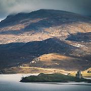 Ardvreck Castle, Loch Assynt, Sutherland