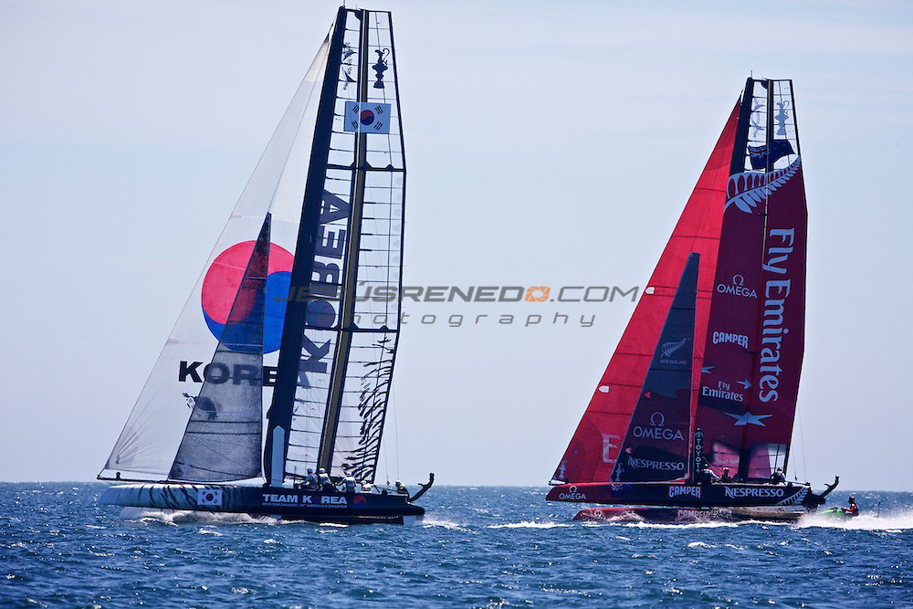 AC World Series,Cascais,Portugal,practice race ©jrenedo