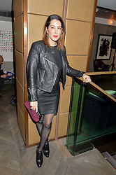 PRINCESS TAMARA CZARTORYSKI-BOURBON at the 3rd birthday party for Spectator Life magazine hosted by Andrew Neil and Olivia Cole held at the Belgraves Hotel, 20 Chesham Place, London on 31st March 2015.