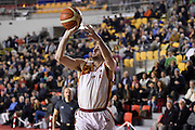 Anthony Raffa<br /> Unicusano Roma - Angelico Biella<br /> Campionato Basket LNP 2016/2017<br /> Roma 29/01/2017<br /> Foto Ciamillo-Castoria