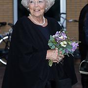NLD/Leeuwarden/20180908 - Koning Willem Alexander en Beatrix aanwezig bij premiere de Stormruiter, Prinses Beatrix en Koning Willem Alexander