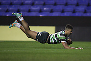 London Irish v Lusitanos XV - Amlin Cup 11-01-14
