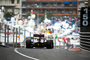 May 22, 2014: Monaco Grand Prix: Pastor Maldonado, (VEN), Lotus-Renault