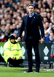 Nottingham Forest manager Philippe Montanier - Mandatory by-line: Robbie Stephenson/JMP - 11/12/2016 - FOOTBALL - iPro Stadium - Derby, England - Derby County v Nottingham Forest - Sky Bet Championship