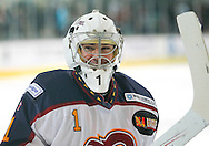 16 Jan 2010: Guildford, England. Mark Lee of Guildford Flames during the English Premier League match between Guildford Flames  Manchester Phoenix at Guildford (photo by Andrew Tobin/Slik Images)