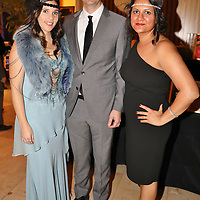 Lauren Dalfarra, Kevin Cloninger, Sita Kedia