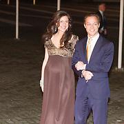 NLD/Rotterdam/20140201 - Beatrix met hart en ziel, Prins Jaime en partner Prinses Viktoria