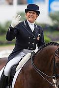 Shelly Francis - Doktor<br /> World Equestrian Festival, CHIO Aachen 2013<br /> © DigiShots