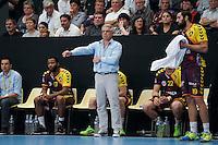 Thierry Anti - 26.04.2015 - Handball - Nantes / Paris Saint Germain - Finale Coupe de France-  <br /> Photo : Andre Ferreira / Icon Sport