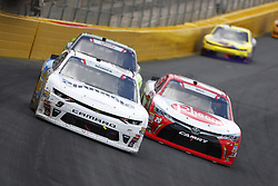 May 26, 2018 - Concord, North Carolina, United States of America - Tyler Reddick (9) brings his car through the turns during the Alsco 300 at Charlotte Motor Speedway in Concord, North Carolina. (Credit Image: © Chris Owens Asp Inc/ASP via ZUMA Wire)