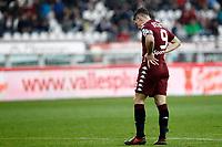 19.11.2017 - Torino - Serie A 13a giornata   -  Torino-Chievo  nella  foto: Andrea Belotti si dispera