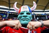 Czech Supporter Tifoso <br /> Toulouse 13-06-2016 Stade de Toulouse Footballl Euro2016 Spain - Czech Republic  / Spagna - Repubblica Ceca Group Stage Group D. Foto Matteo Ciambelli / Insidefoto