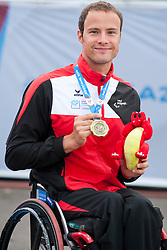 Marcel Hug, 2014 IPC European Athletics Championships, Swansea, Wales, United Kingdom