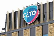 Nederland, Arnhem, 18-12-2015Naam op het gebouw van het CITO.FOTO: FLIP FRANSSEN/ HH