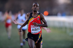 08-12-2013 ATHLETICS: SPAR EC CROSS COUNTRY: BELGRADE<br /> Senior mannen / Bashir Abdi BEL<br /> ©2013-WWW.FOTOHOOGENDOORN.NL