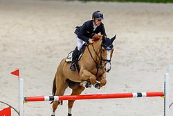 EHNING Marcus (GER), Pret A Tout<br /> Genf - CHI Geneve Rolex Grand Slam 2019<br /> Prix des Communes Genevoises<br /> 2-Phasen-Springen<br /> International Jumping Competition 1m50<br /> Two Phases: A + A, Both Phases Against the Clock<br /> 13. Dezember 2019<br /> © www.sportfotos-lafrentz.de/Stefan Lafrentz