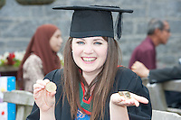 19/06/2014   Sarah Cormican from Oranmore, Co. Galway received 8 out of 15 Final Medical Medals for her outstanding academic performance while receiving her Bachelor of Medicine from NUI, Galway. Photo:Andrew Downes
